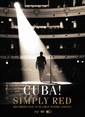 Simply Red - Cuba! (2005) [DVD9 PAL]