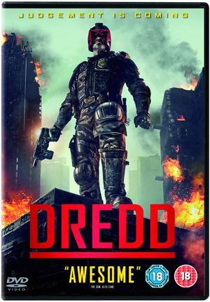 Dredd (2012) (Retail Only)