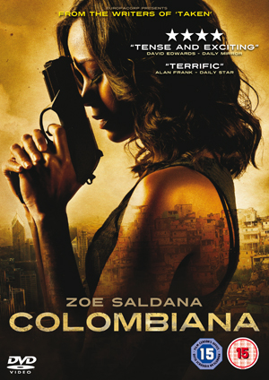 Colombiana (2011) (Retail Only)