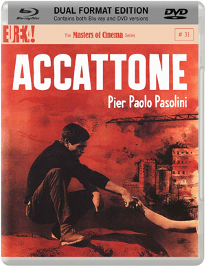 Accattone/Comizi d'amore (1964) (with Blu-ray - Double Play) (Retail / Rental)
