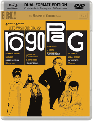 RoGoPaG (1962) (with Blu-ray - Double Play) (Retail / Rental)