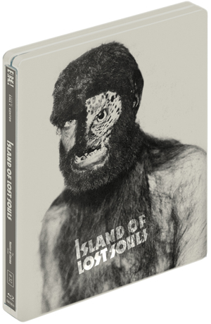 Island of Lost Souls (1932) (Blu-ray) (with DVD - Double Play Steelbook) (Retail Only)