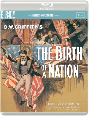 The Birth of a Nation (1915) (Blu-ray) (Retail / Rental)