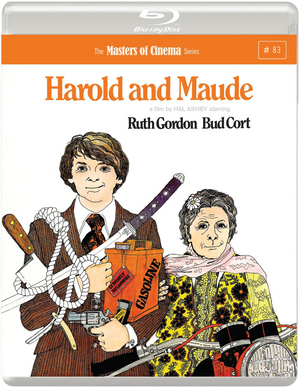 Harold and Maude (1971) (Blu-ray) (Retail / Rental)