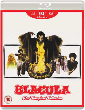 Blacula/Scream Blacula Scream (1973) (Blu-ray) (with DVD - Double Play) (Retail / Rental)