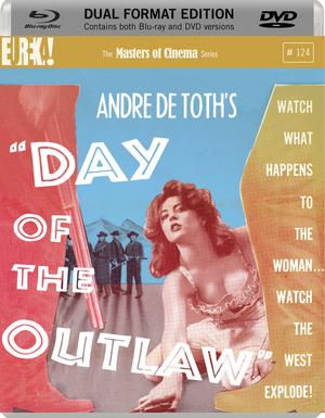 Day of the Outlaw (1959) (Blu-ray) (with DVD - Double Play) (Retail / Rental)