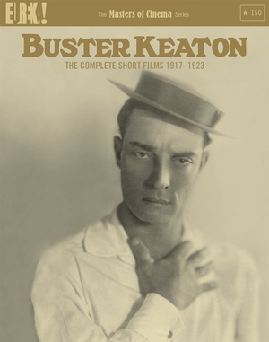 Buster Keaton: The Complete Buster Keaton Short Films 1917-23 (1923) (Blu-ray) (Box Set) (Retail / Rental)