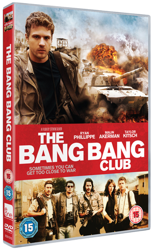 The Bang Bang Club (2010) (Retail / Rental)