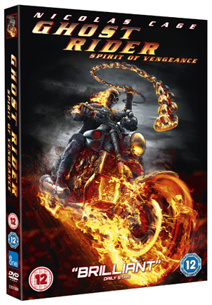 Ghost Rider: Spirit of Vengeance (2012) (Retail Only)