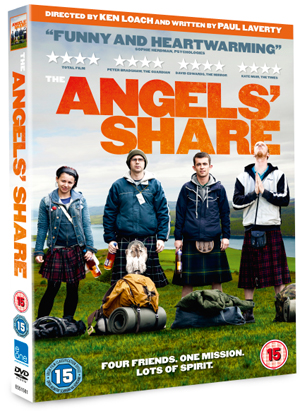 The Angels' Share (2012) (Retail / Rental)