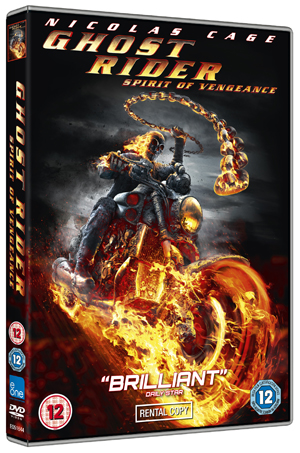 Ghost Rider: Spirit of Vengeance (2012) (Rental)