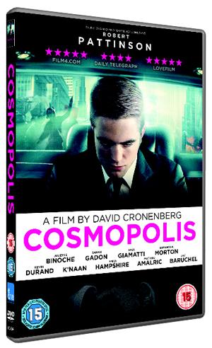 Cosmopolis (2012) (Retail / Rental)