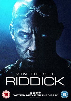 Riddick (2013) (Retail / Rental)