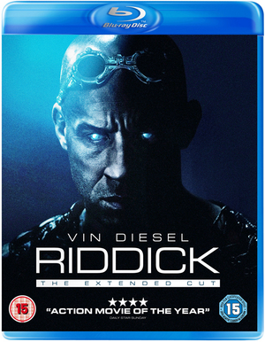 Riddick: The Extended Cut (2013) (Blu-ray) (Retail / Rental)