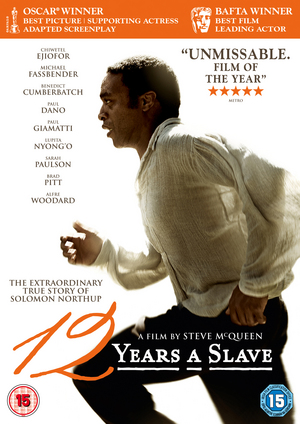 12 Years a Slave (2013) (Retail / Rental)