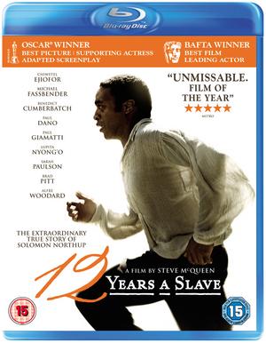 12 Years a Slave (2013) (Blu-ray) (Retail / Rental)