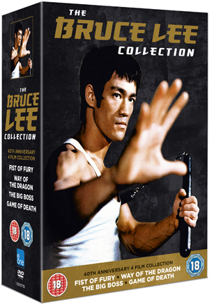 The Bruce Lee Collection (1978) (Box Set) (Deleted)