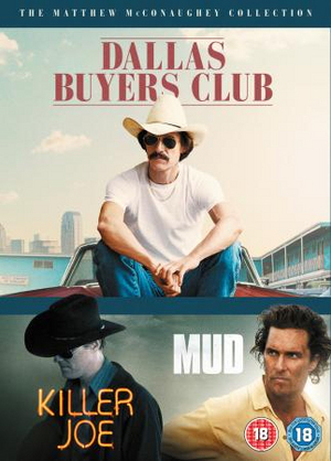 The Matthew McConaughey Collection (2013) (Retail / Rental)
