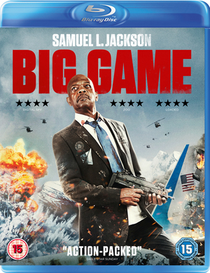 Big Game (2014) (Blu-ray) (Retail / Rental)