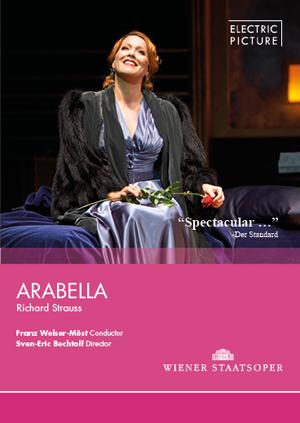 Arabella: Wiener Staatsoper (Welser-Möst) (2012) (NTSC Version) (Retail / Rental)