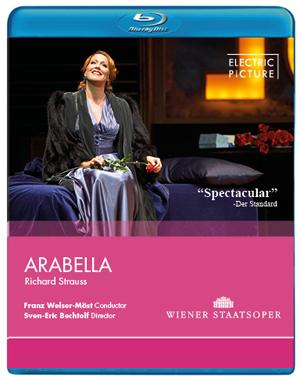 Arabella: Wiener Staatsoper (Welser-Möst) (2012) (Blu-ray) (Retail / Rental)