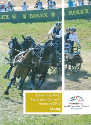 Alltech FEI World Equestrian Games Kentucky 2010: Driving (2010) (Deleted)