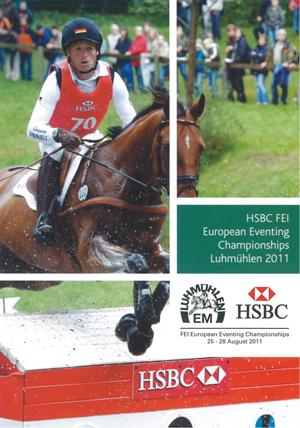 HSBC FEI European Championship: Eventing - Luhmühlen 2011 (2011) (Retail / Rental)