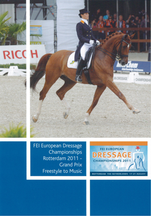 FEI European Championship: Dressage - Rotterdam 2011 - Grand... (2011) (Retail / Rental)