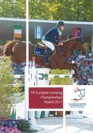 FEI European Championship: Jumping - Madrid 2011 (2011) (Retail / Rental)