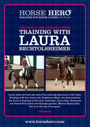 Training With Laura Bechtolsheimer - The Baby and the Finished... (Retail / Rental)
