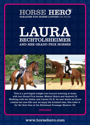 Laura Bechtolsheimer and Her Grand Prix Horses (Retail / Rental)