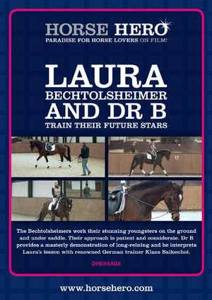 Laura Bechtolsheimer and Dr B Train Their Future Stars (Retail / Rental)