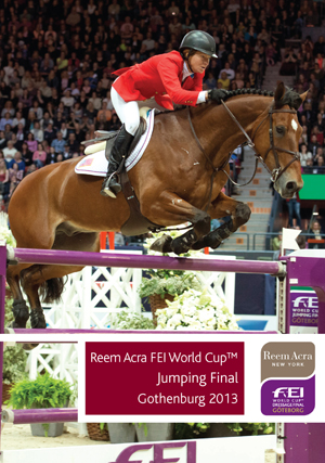 FEI World Cup: Jumping Final - Gothenburg 2013 (2013) (Retail / Rental)