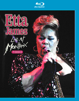 Etta James: Live at Montreux 1993 (1993) (Blu-ray) (Deleted)