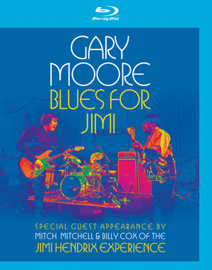 Gary Moore: Blues for Jimi (2007) (Blu-ray) (Retail Only)