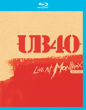 UB40: Live at Montreux 2002 (Blu-ray) (Retail Only)