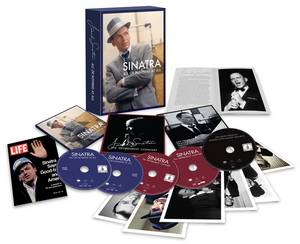 Frank Sinatra: All Or Nothing at All (Deluxe Edition with CD) (Retail Only)