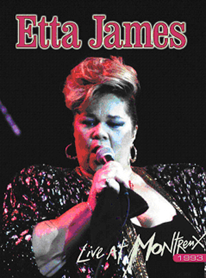 Etta James: Live at Montreux 1993 (1993) (NTSC Version) (Retail Only)