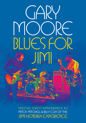 Gary Moore: Blues for Jimi (2007) (Retail Only)