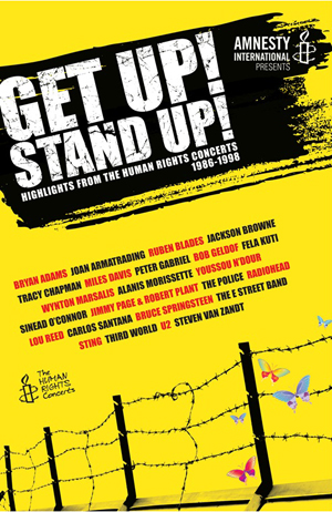 Get up Stand Up Highlights from the Human Rights Concerts