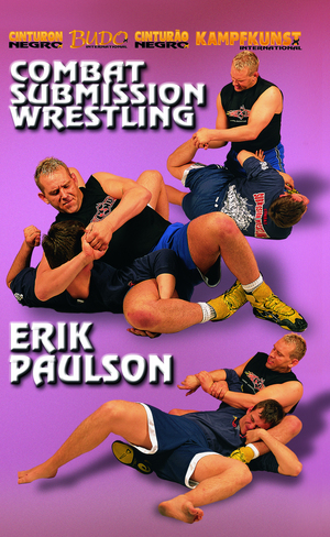 Combat Submission Wrestling: Volume 1 (Retail / Rental)