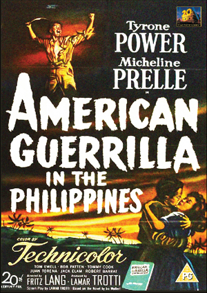 American Guerrilla in the Philippines (1950) (Retail / Rental)