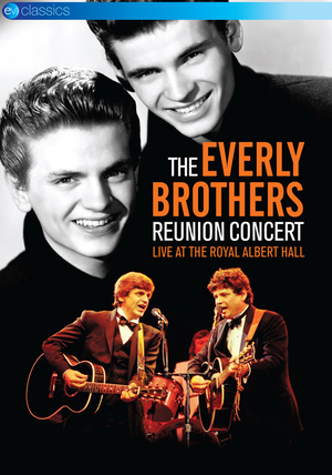 The Everly Brothers: Reunion Concert - Live at Royal Albert Hall (1983) (NTSC Version) (Retail Only)