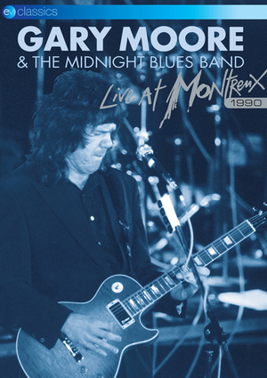 Gary Moore: Live at Montreux 1990 (1990) (Retail Only)