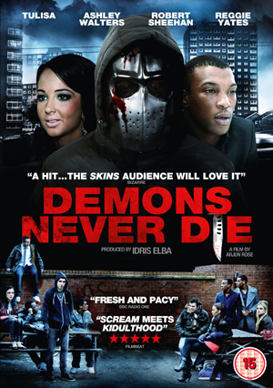 Demons Never Die (2011) (Retail / Rental)