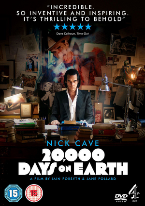 20,000 Days On Earth (2014) (Retail / Rental)