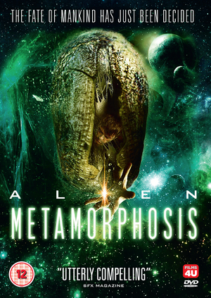 Alien Metamorphosis (2008) (Retail / Rental)