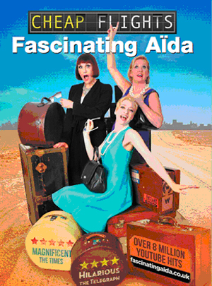Fascinating Aida: Cheap Flights (2011) (Deleted)