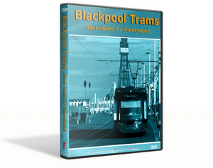 Blackpool Trams: Starr Gate to Fleetwood Cab Ride (2013) (Retail Only)