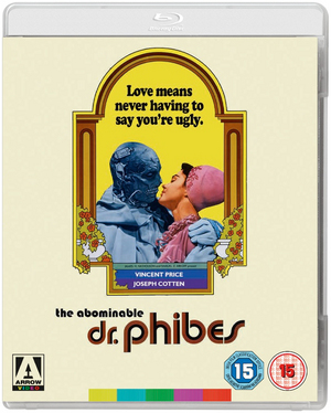 The Abominable Dr. Phibes (1971) (Blu-ray) (Retail / Rental)